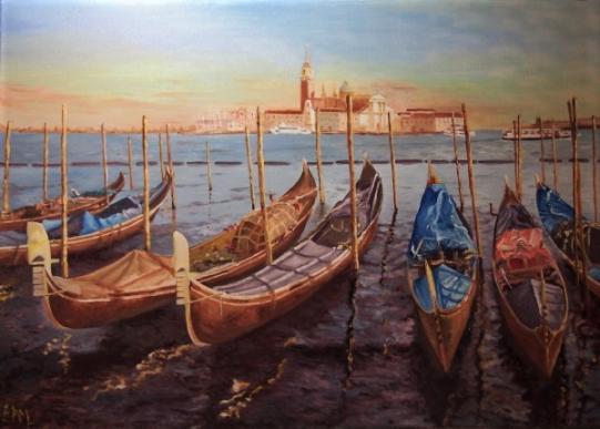 Venise 46x65 2